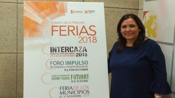 Carrillo presenta las ferias comerciales de 2018