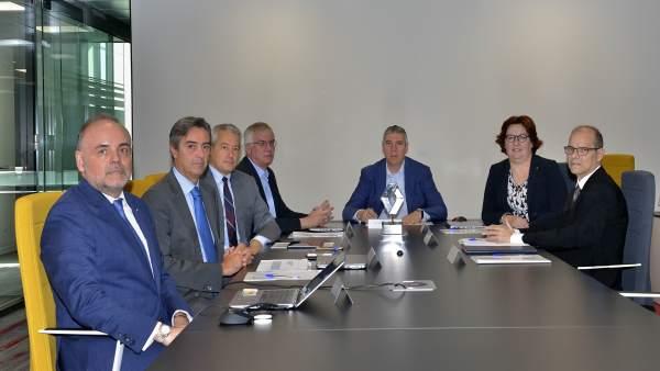 Junta de accionistas de Renault España