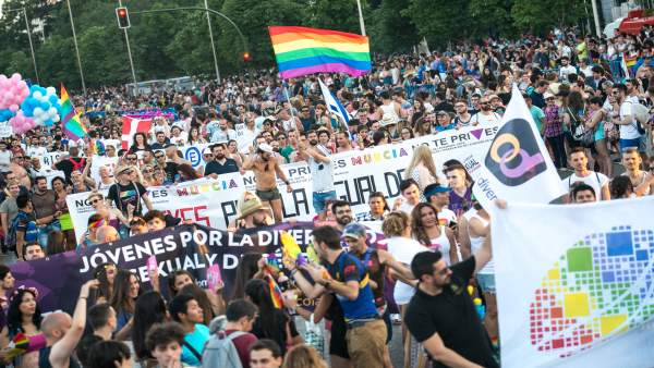 Frases Celebres Para Un Feliz Dia Del Orgullo Gay 2018