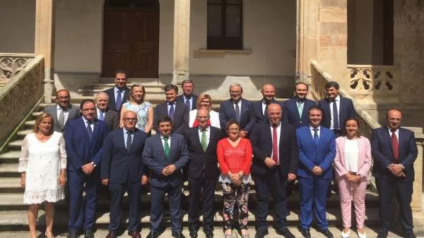 Comisión de Diputaciones, Cabildos y Consejos Insulares de la FEMP.