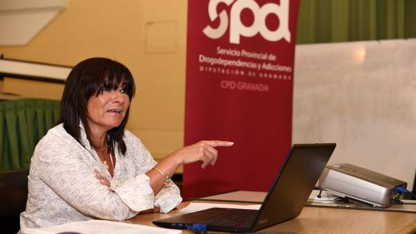 La directora del Centro de Drogodependencias y Adicciones, Blanca Molina