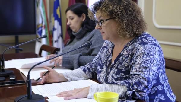 Eva Tubío, concejal de Vivienda en Cádiz