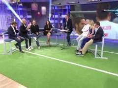 Telecinco cancela la tertulia pos-España sobre el Mundial tras el incidente con Camacho