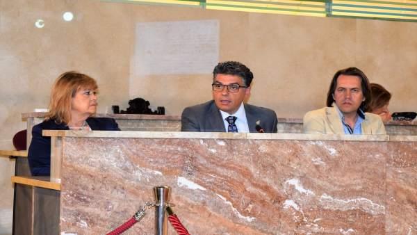 Grupo Municipal de Ciudadanos en el Ayuntamiento de Almería