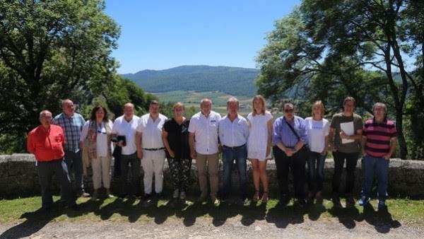 Reunión del EBB en la Montaña Alavesa
