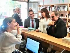 """Torra apuesta por """"crear otro 1-O"""" para hacer efectiva la república catalana"""