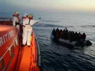 Operación de rescate