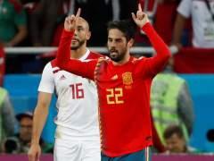 EN DIRECTO: España aprieta, pero Marruecos resiste el asedio