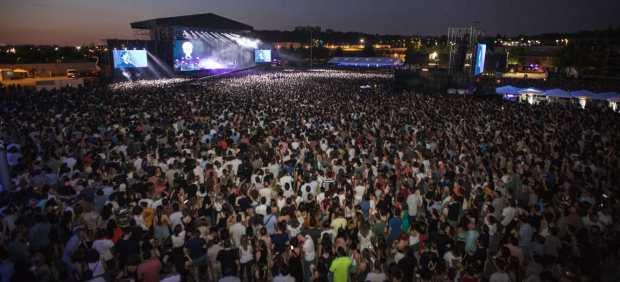 Vetusta Morla 23J Madrid concierto Caja Mágica