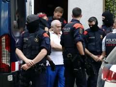 Un detenido de la mafia armenia