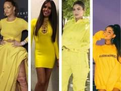 Rihanna, Cristina Pedroche, Kylie Jenner, Ariana Grande