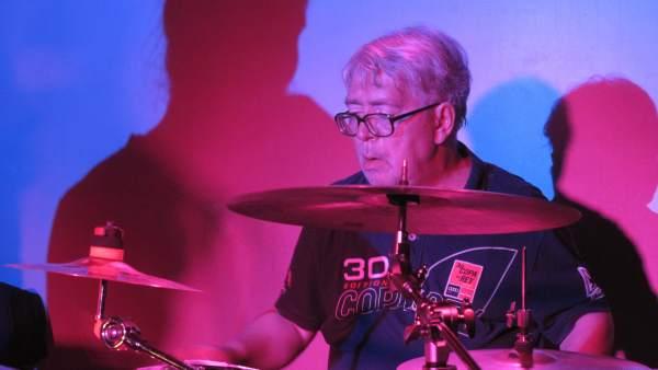 El músico ruso fallecido, Andrey Suchilin.