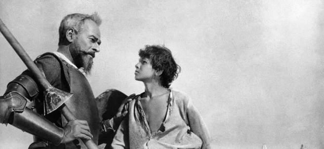 Don Kikhot, de Grigori Kozintsev, 1957