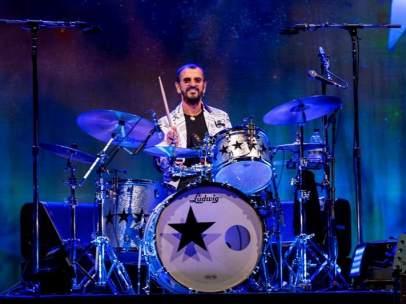 Ringo Starr, en Barcelona