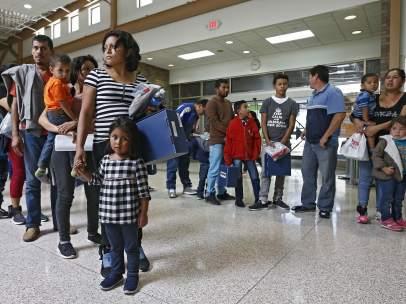 Inmigración en EE UU
