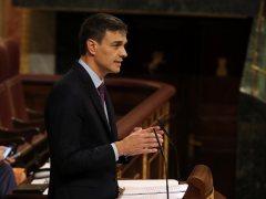 Crecimiento económico, igualdad, cohesión territorial y europeismo, las líneas de Sánchez