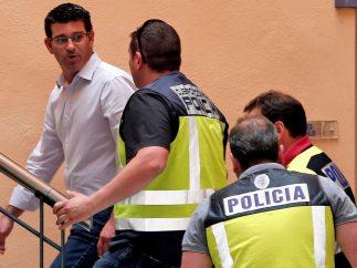 Detenido el presidente de la Diputación de Valencia