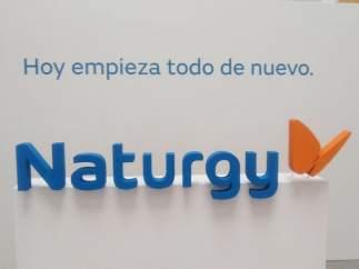 Nuevo logo de Naturgy