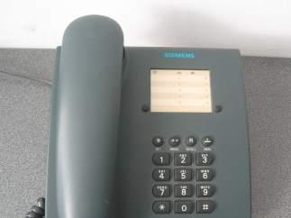 Cogíamos el teléfono sin saber quién llamaba