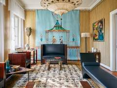 Villa Jako, la mansión alemana de Karl Lagerfeld