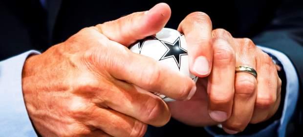Así serán los bombos del sorteo de octavos de final de la Champions League