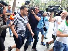 Acude al juzgado a firmar el condenado de 'La Manada' Jose Angel Prenda
