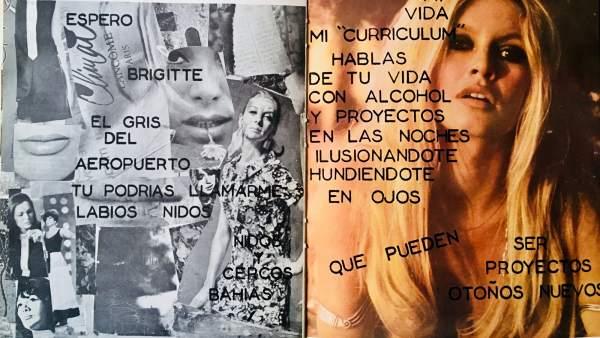 Quizá Brigitte Bardot venga a tomar una copa esta noche (Madrid 1971) de Alfonso López Gradolí.