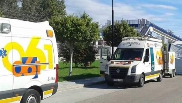 Ambulancia 061c