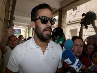 El guardia civil Antonio Manuel Guerrero, miembro de 'La Manada'