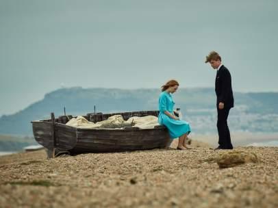 'En la playa de Chesil'