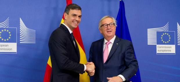 Palo de la Comisión Europea a Sánchez: su borrador de presupuestos se desvía ...