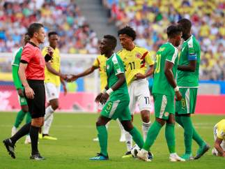 Senegal - Colombia
