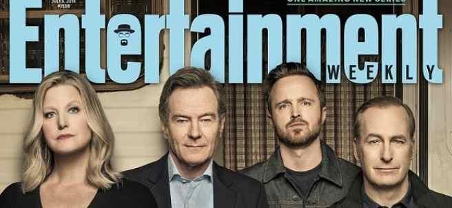 Los protagonistas de 'Breaking Bad' se reúnen 10 años después.