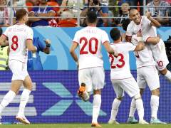 Gol de Túnez