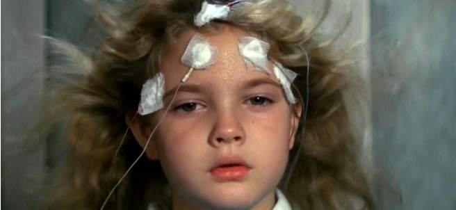 Drew Barrymore, en 'Firestarter'