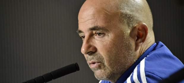 Sampaoli devuelve su sueldo en el Santos para que paguen a los jugadores