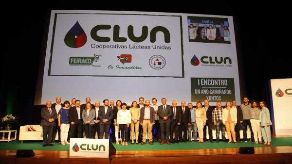 Encuentro de socios de CLUN