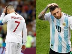 """Críticas a Messi y a Cristiano por no acudir a la gala The Best: """"Desprestigian al fútbol"""""""