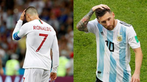 Críticas a Messi y a Cristiano por no acudir a la gala 'The Best'