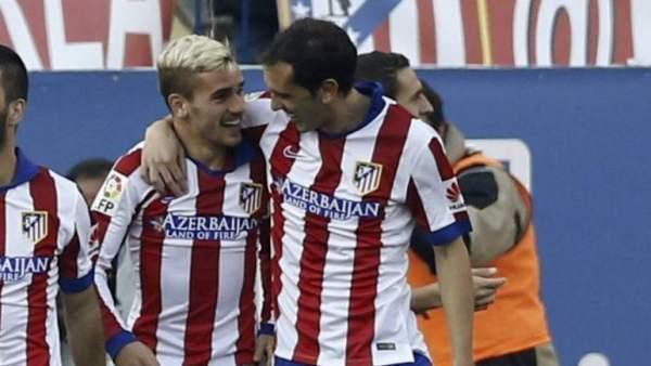 Antoine y Diego