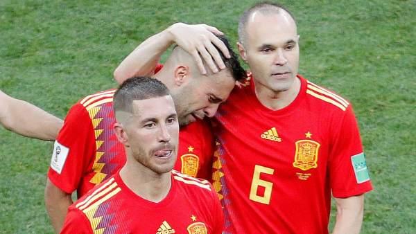 El desconsuelo de España