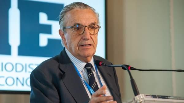 El presidente de la CNMC, José María Marín Quemada, en una foto de archivo