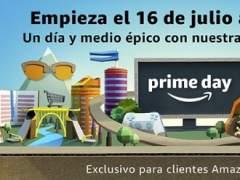Amazon celebra su 'prime day', un día de búsqueda de chollos