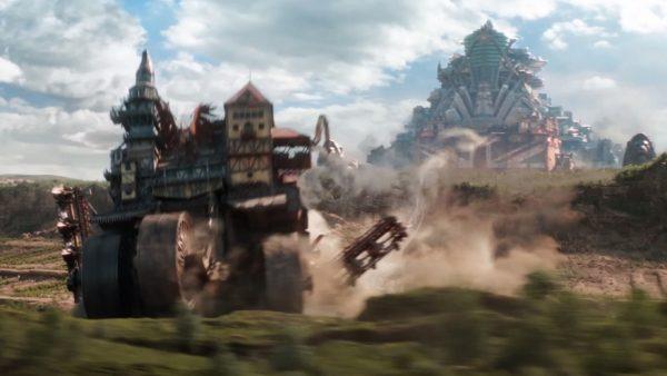 'Mortal Engines', así se rodó la última locura de Peter Jackson