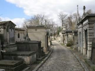 Cementerio del Pere-Lachaise (Francia)