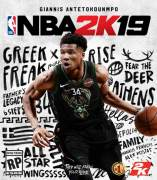 Antetokounmpo, en 'NBA 2K19'