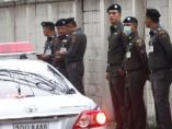 Policía Tailandia