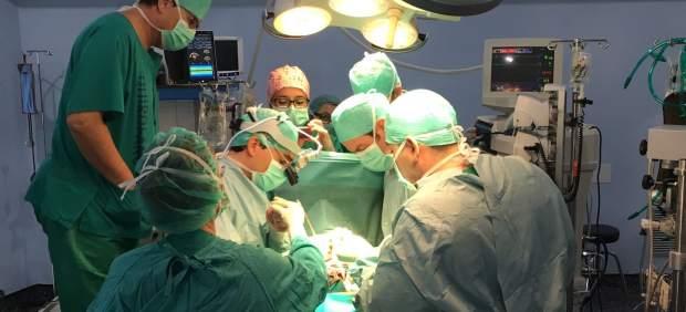 Cirujanos hospital cirugía