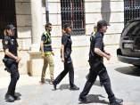 La Policía ha registrado el Consistorio turolense