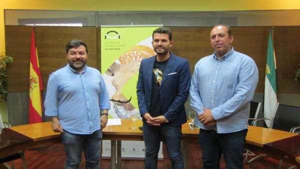 Presentación del XXXIV Festival Teatro Clásico de Alcántara